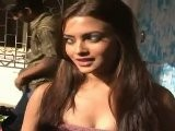 The Smokin Hot Riya Sen Talking About Her Upcoming Movie &#039 Tere Mere Phere&#039