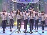 T-ARA - Bo Peep Bo Peep Japanese Ver. 110924 NHK Music Japan HDTV