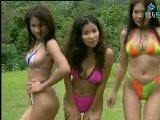 Thai Girls Dancing In Bikini