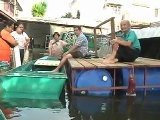 Thai Flood Frustration Grows