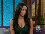 The Wendy Williams Show - Draya: &#039 I Dated Chris Brown&#039