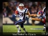 Tom Brady Pass To Wes Welker For 13yards New England Patriots Vs Baltimore Ravens 7