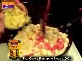 Thai-Choice Fusion Recipe, Yellow Curry Chicken Tart