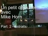 Un Petit D&eacute Jeuner Avec Mike Horn 2