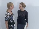 Uma Thurman & Natalia Vodianova Au D&eacute Fil&eacute Louis Vuitton