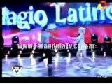 Video De Monica Farro Bailando El Adagio Latino En Bailando 2011