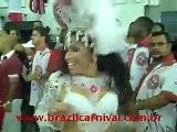 Viviane Araujo 2012 Carnival: Salgueiro Samba School