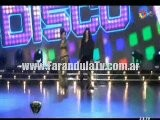 Video Del Disco De Larissa Riquelme En Bailando 2011