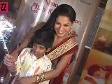 Veena Malik Adopts Girl Child In India