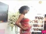 Voluptuous & Seducive Babe Strikes Poses At SAKS Winter Festive Collection 2011
