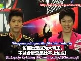 VIETSUB 111119 2PM Singapore Hands Up Asian Tour Interview With Omy.sg
