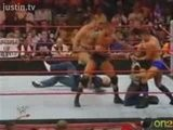 WWE RAW 04 06 09 BATISTA RETURNS 12 12