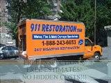 Water Damage Edison - Call 888 243-6653