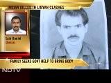 Worker From Tamil Nadu Killed In Libya