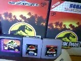 Walkthrough Jurassic Park Mega-CD &eacute Pisode 00: Pr&eacute Sentation