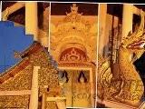 Wat Thai & 3 Koenige