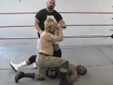 Wrestling Partner Warm-Up