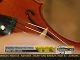 Young Violinist Among Best In State