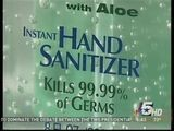 YCH Hand Sanitizers