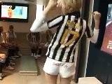 Zebre - Le Ragazze Cheerleader Della Juve - BetClic