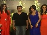 Zarine Khan & Malaika In Short Revealing Dress At Blender Pride Fashion Tour