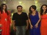Zarine Khan & Malaika In Short Revealing Dress At Blender Pride Fashion Tour