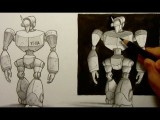 How To Add Shadows To A Drawing & Where To Place Them