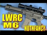 The LWRC M6 Series By Nutnfancy