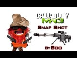 AS50 Sniper Gameplay | Snap Shot - Modern Warfare 3
