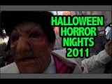 Dashie Goes To Halloween Horror Nights 2011