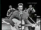 Elvis Presley - Heartbreak Hotel Tommy Dorsey Show - Feb 11, 1956