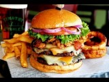 Big Timmy Burger Challenge In 2:58 - Furious Pete