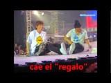 Regalos Pornosos Durante Super Show En Manila - Super Junior