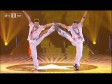 Chris & Wes Full 2nd Performance Got To Dance