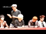 Abusive Lee Hyukjae And The Willing Victim Lee Donghae - EunHae - Eunyhuk & Donghae At Busan Fansign