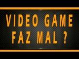 Jogar Video Game Faz Mal?
