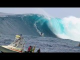 Epic Surf Session At Jaws - Red Bull Young Jaws