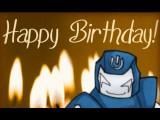 Dia 22 - Cumpleaños De MAT Un Poco De El Salvador