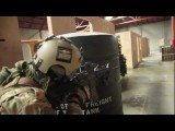 CQB CITY AIRSOFT ACTION FEBRUARY 4th 2012 Systema Ptw Mp5k G36c