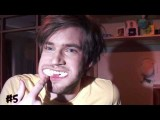 CHUBBY BUNNY - Fridays With PewDiePie Episode 24