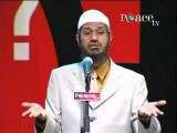Is Terrorism A Muslim Monopoly? - By Dr. Zakir Naik 9 17
