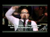 Our God - Israel Houghton - Easter Sunday 2011