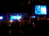 Metallica - Nothing Else Matters & Enter Sandman Rock In India, Bangalore 2011