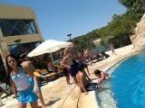 Dunes Club Outdoor Pool Amman Jordan
