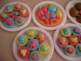 Jelly Cupcakes,Coffee Jelly Easter Eggs & Fruit Vietnamese Coconut Jellies!