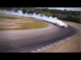 Evil Empire, EE Drift Team Tvardovskiy & Felix. From Russia With Drift