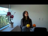 HD Ellen Page Juggling!