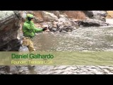 Big Fish Tenkara: Daniel Galhardo Vs. Large Brown Trout
