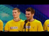 Face Team - Britains Got Talent 2012 Auditions