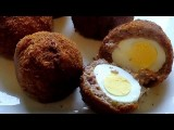 Christmas Food Scotch Eggs Indian Spiced How To Make Recipe Easy!